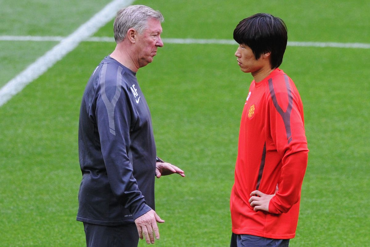 Park is a tactical swiss-army knife for Fergie