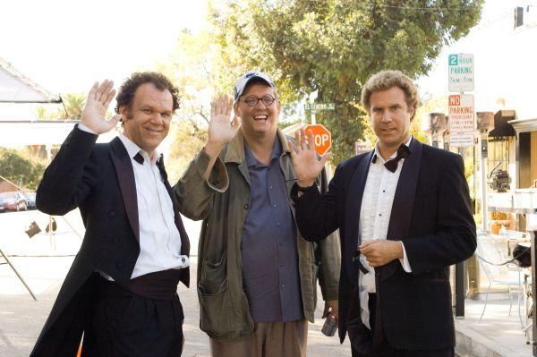 John C. Reilly, Adam McKay, and Will Ferrell
