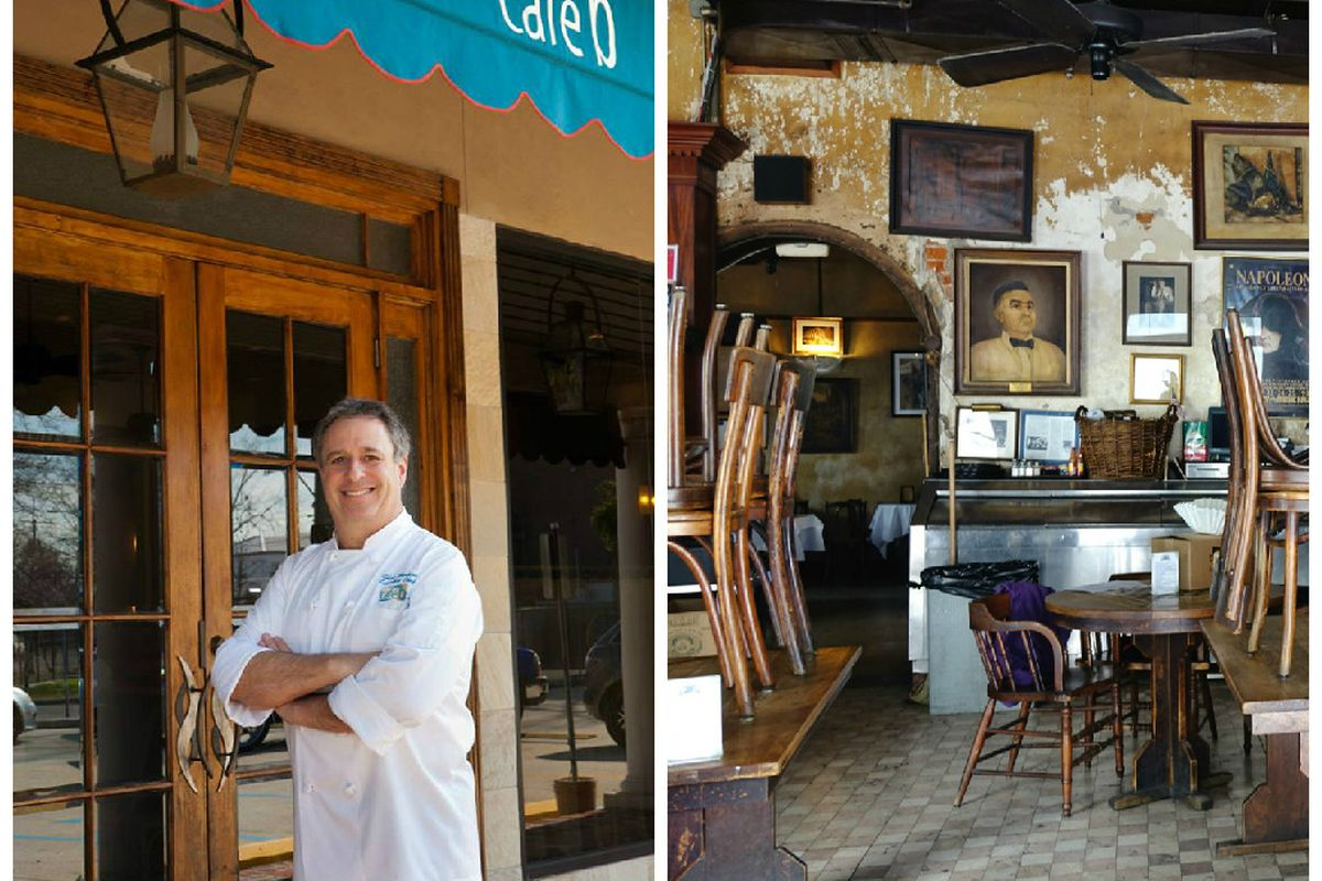 Chef Chris Montero will helm the kitchen at Napoleon House.