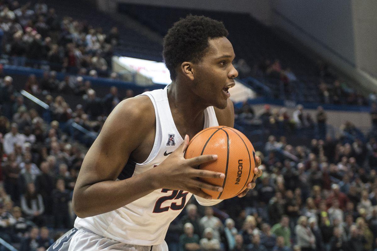 NCAA Basketball: Monmouth-NJ at Connecticut