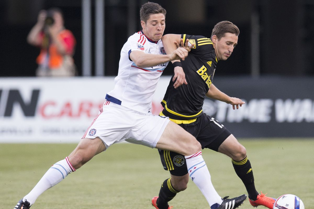 Ethan Finlay is a strong captain candidate for the Chicago-Columbus double this week.