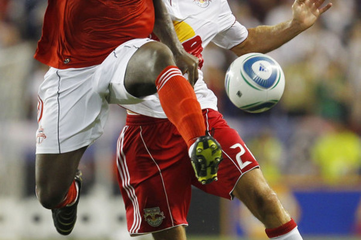 Happier days for the former TFC defender; Nana Attakora looks to escape San Jose and find refuge elsewhere in MLS.