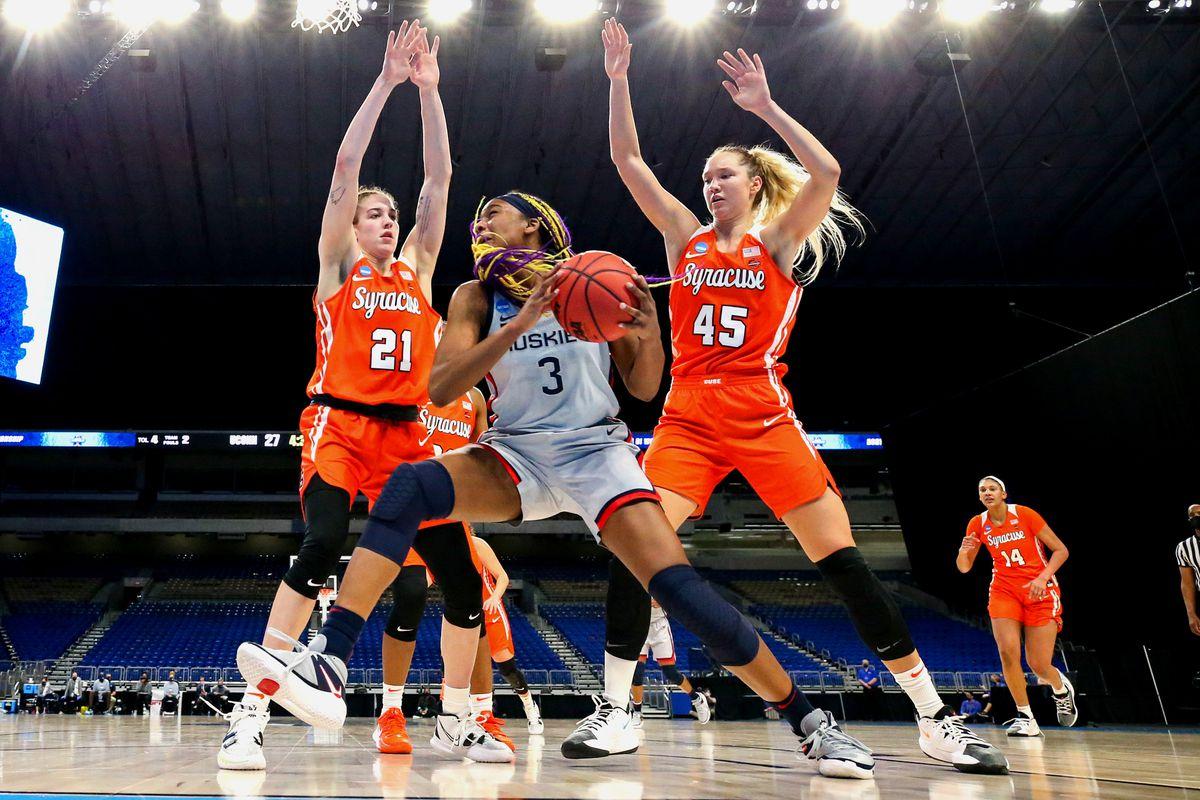 Syracuse v UConn