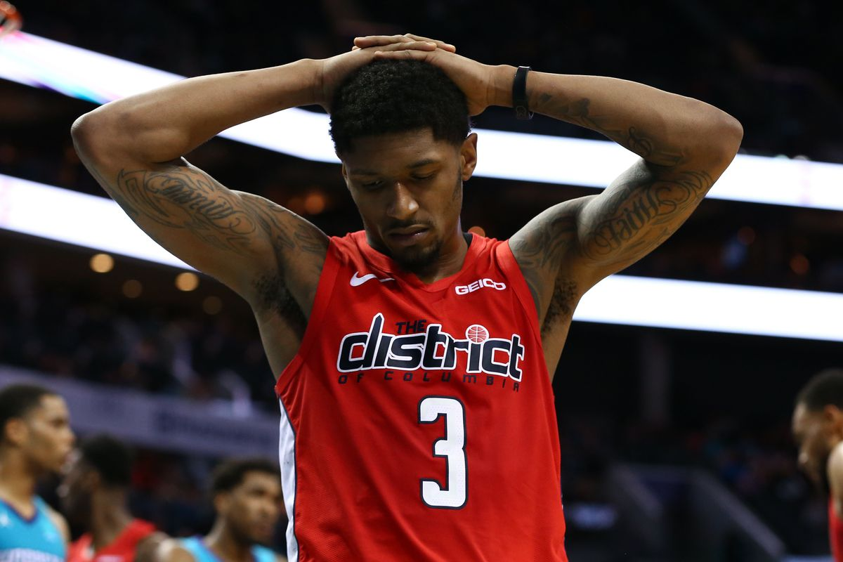 72d853f026fd Bradley Beal is playing even better than ever for the Washington Wizards.  Unfortunately