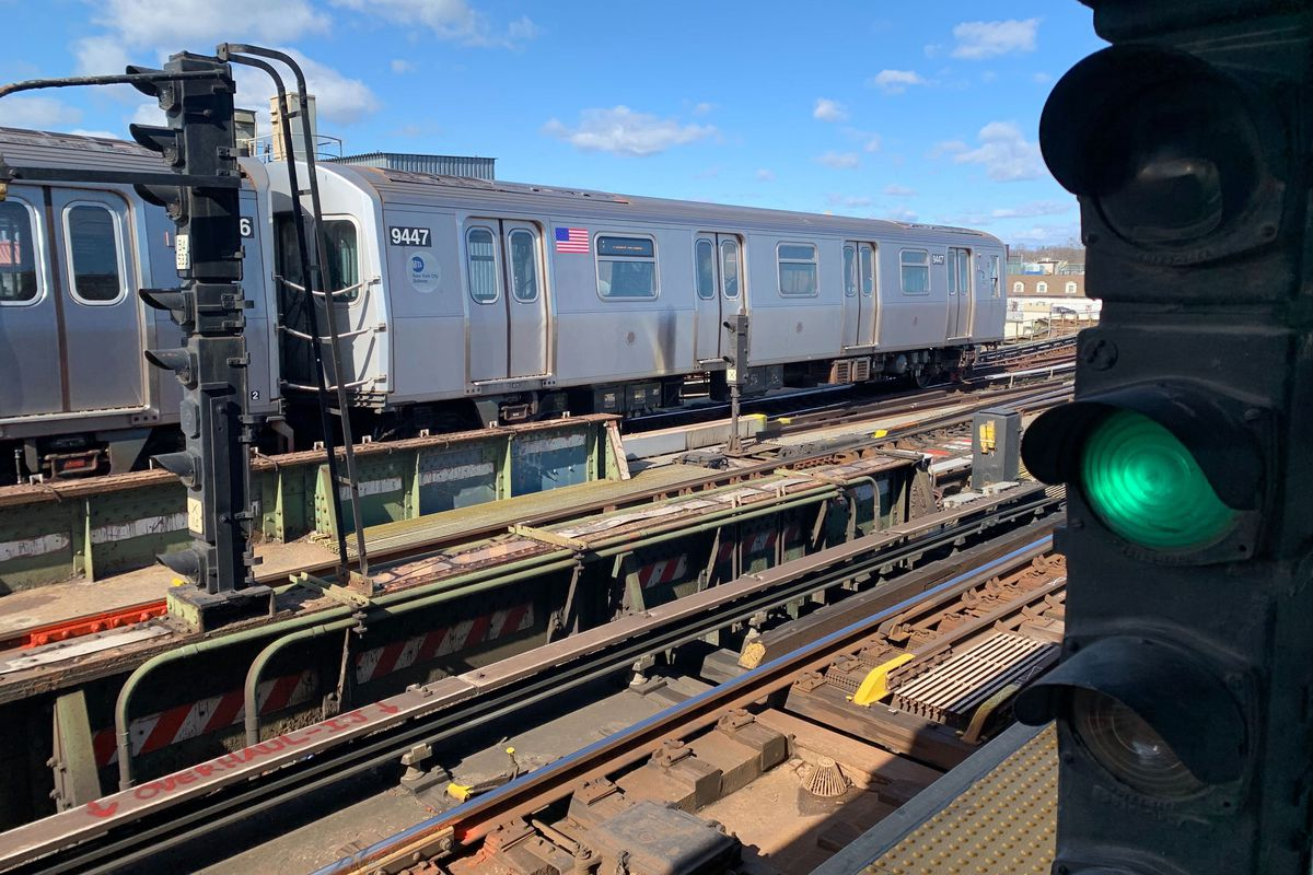 The Ditmas Avenue stop in Brooklyn is among the stations that will be closed for long-term signal work on weekends.