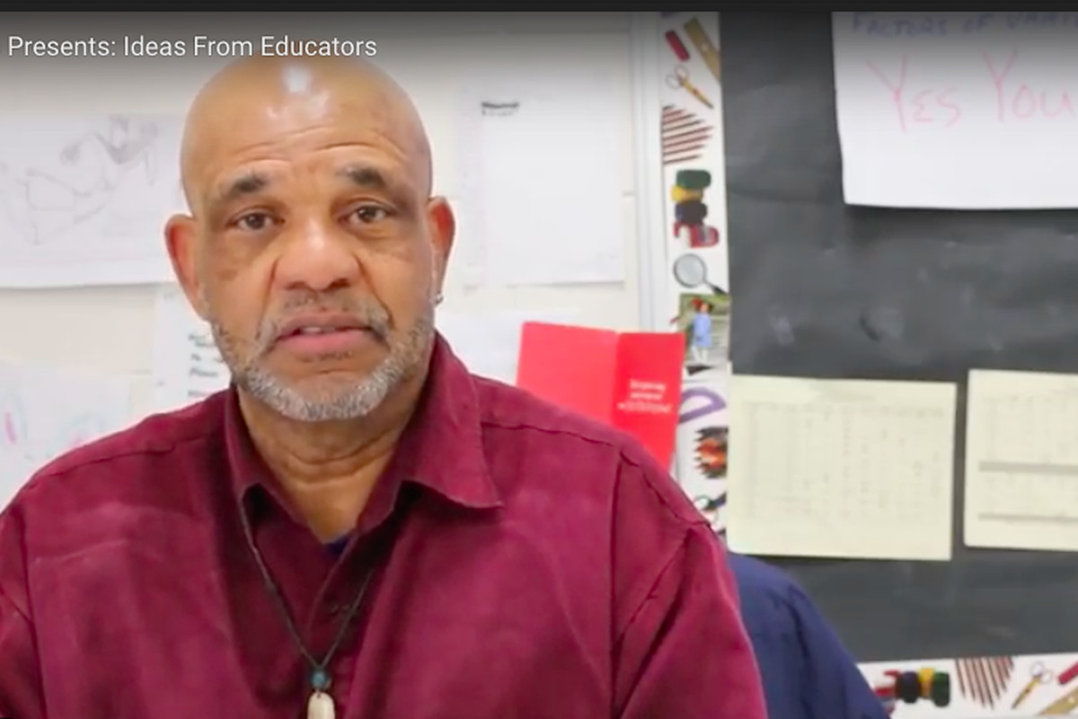 """A new video called """"Ideas from Educators"""" invites Detroit teachers to share suggestions for what they would change about education."""