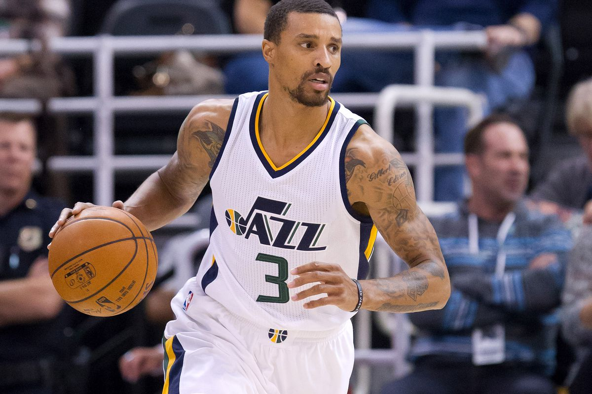 Hill's a good player, but he's not a point guard, which is what the Jazz needed.