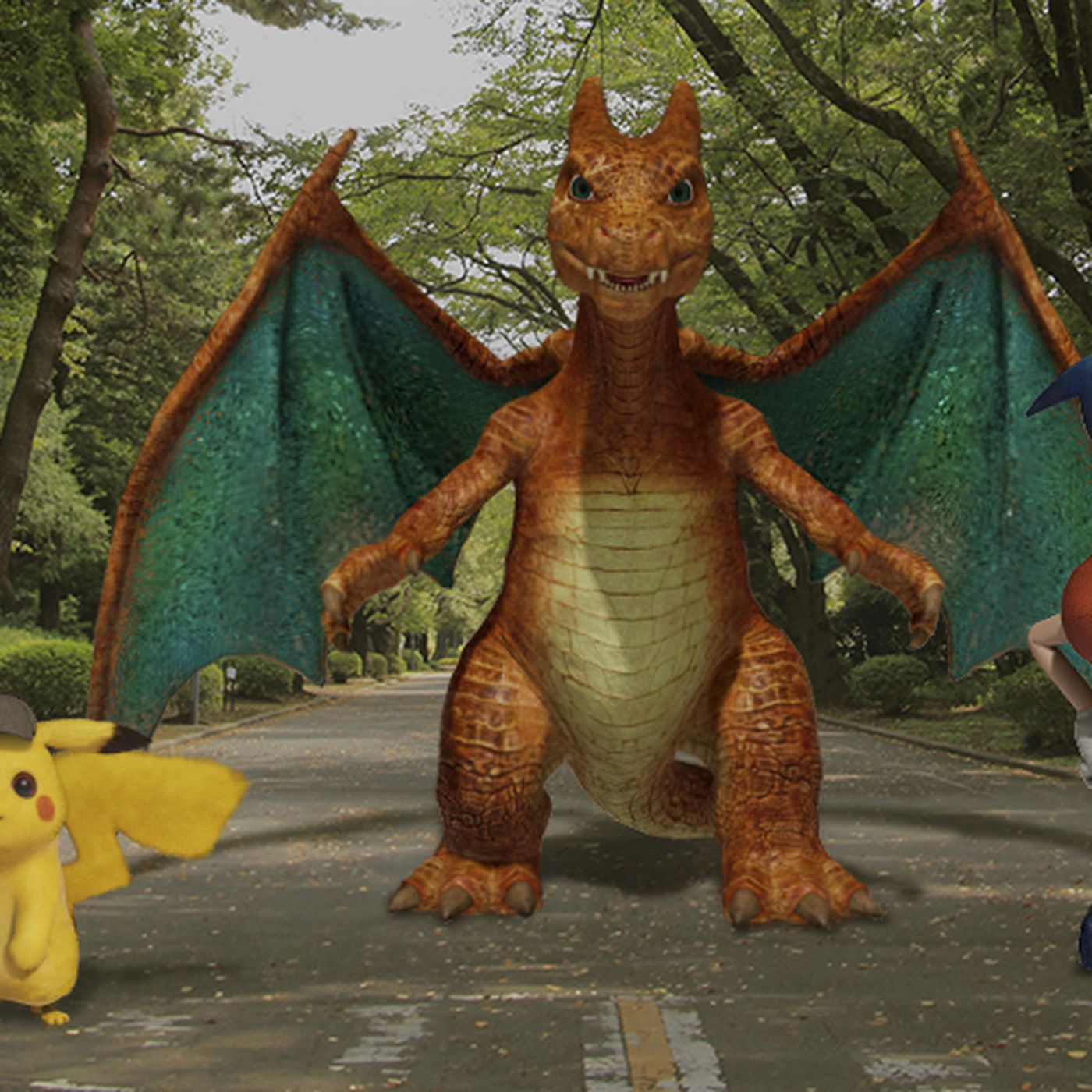 Four Detective Pikachu Characters Are Joining Google S Ar