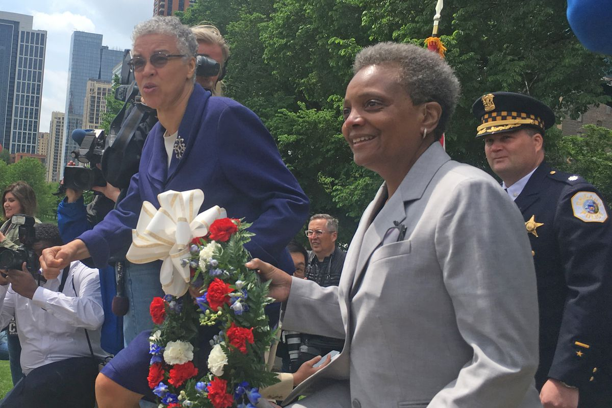 Toni Preckwinkle sees tough times ahead for Chicago's new mayor