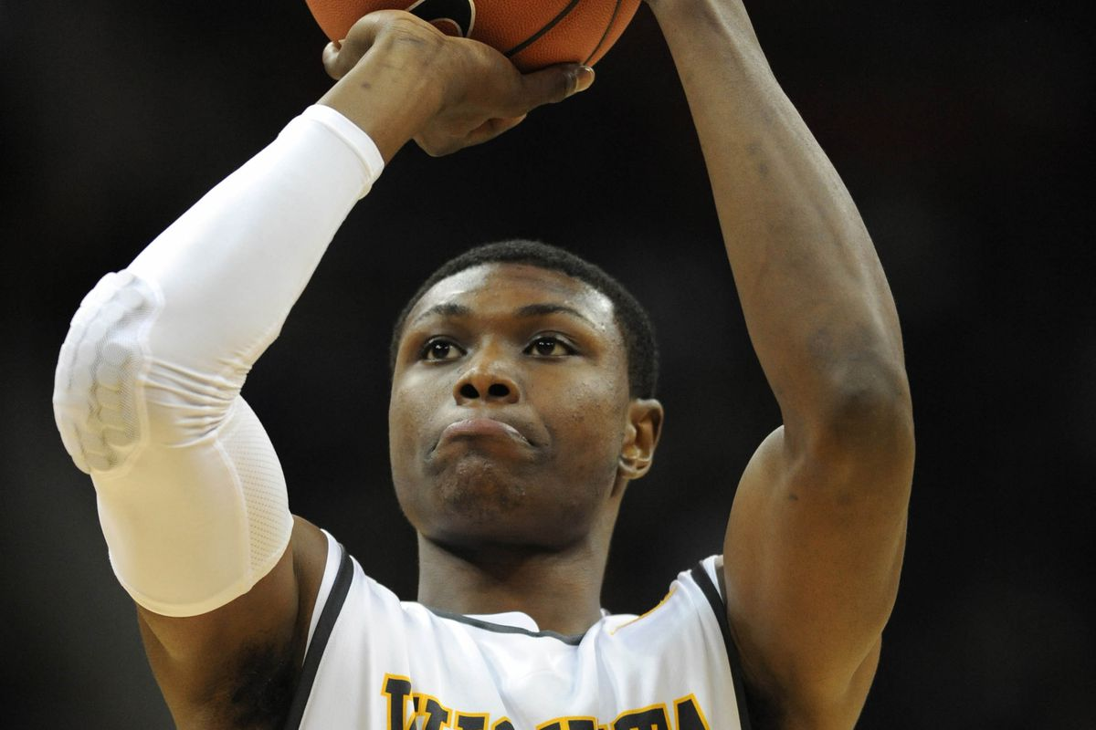 Shooting up to No. 8 in the AP Poll: The Wichita State Shockers