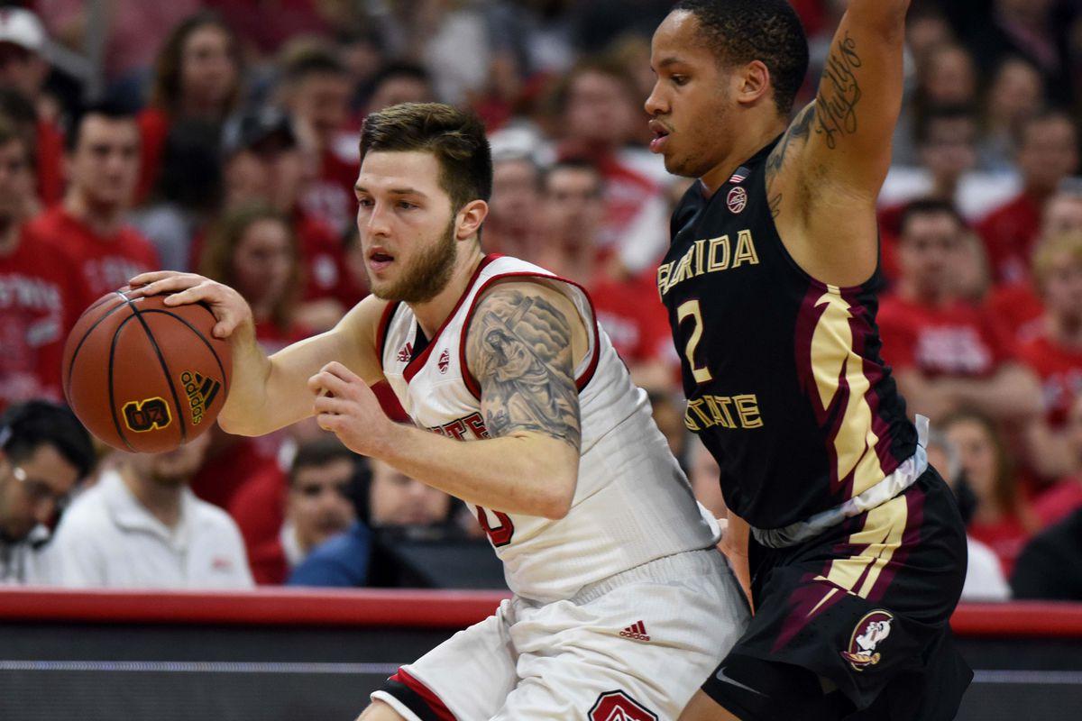 NCAA Basketball: Florida State at North Carolina State