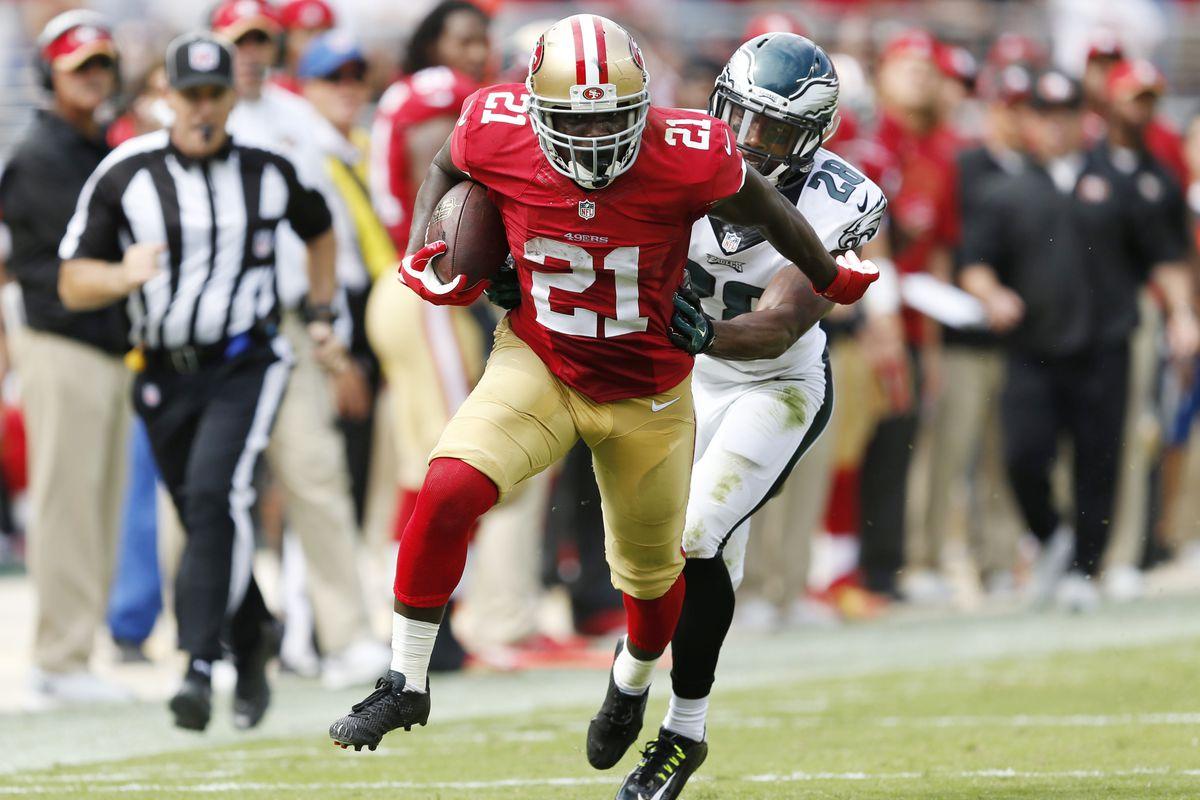 2a7529bb9af Eagles vs. 49ers Final Score  Philadelphia falls to San Francisco ...
