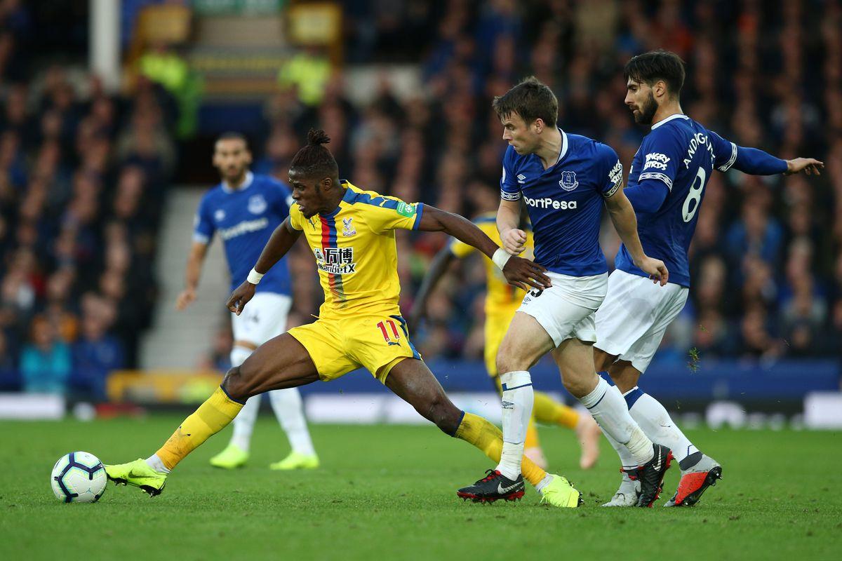 Everton FC v Crystal Palace - Premier League