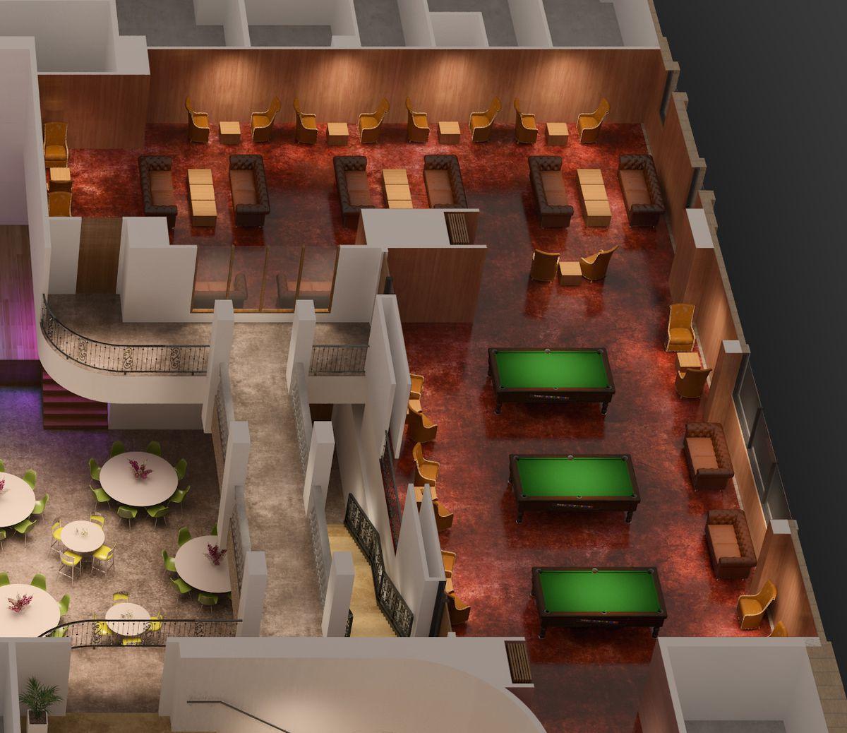 The Venue Las Vegas rendering