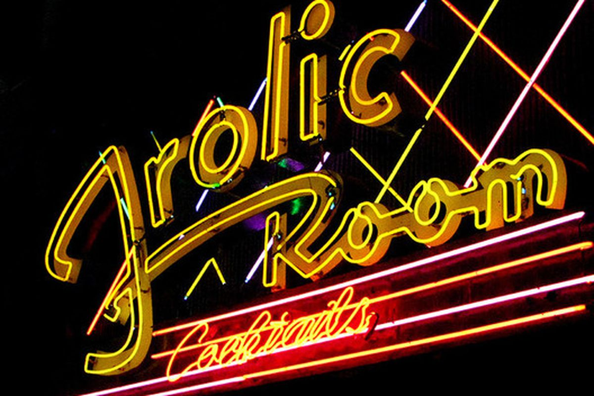 The Frolic Room, Hollywood.