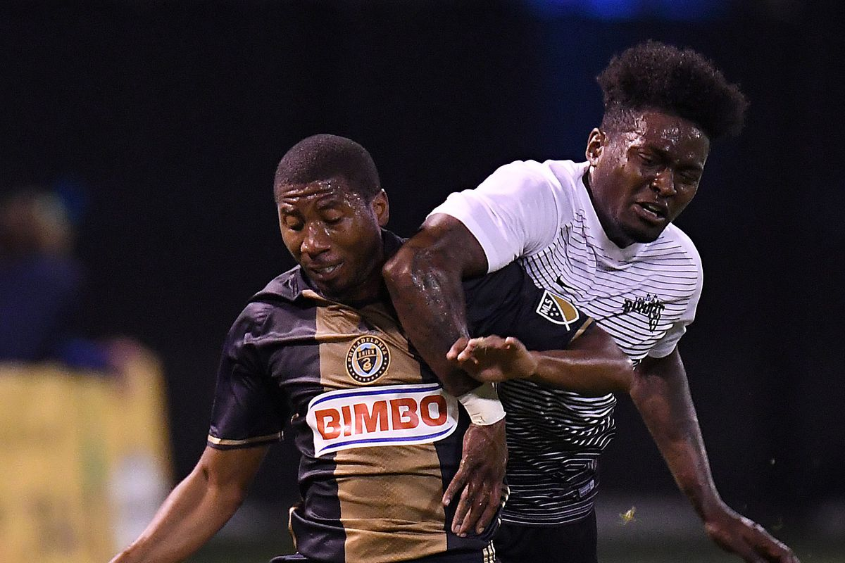 MLS: Tampa Bay Rowdies vs Philadelphia Union
