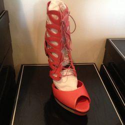 Lace-up Sandals, $254