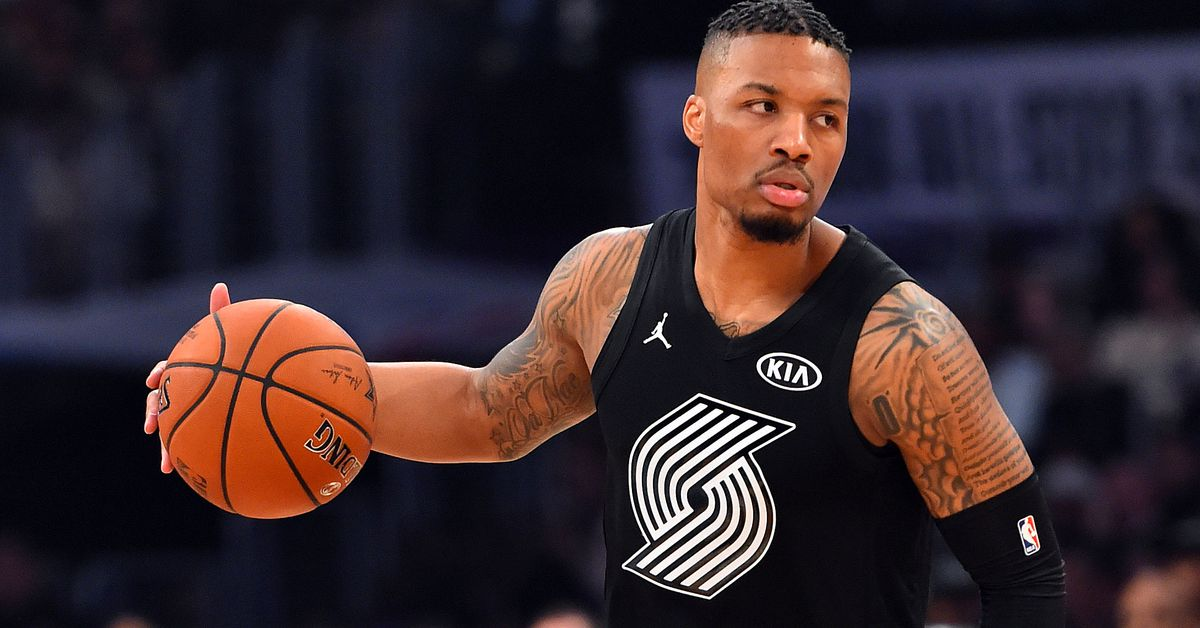 Blake Griffin Injury >> Damian Lillard Selected as 2019 NBA All-Star Game Reserve - Blazer's Edge