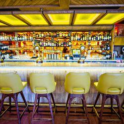 The main bar downstairs at BeetleCat.