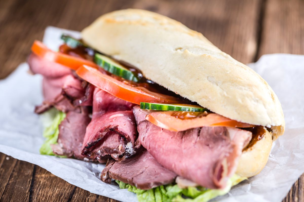 Uptown Sports Club will potentially serve roast beef sandwiches