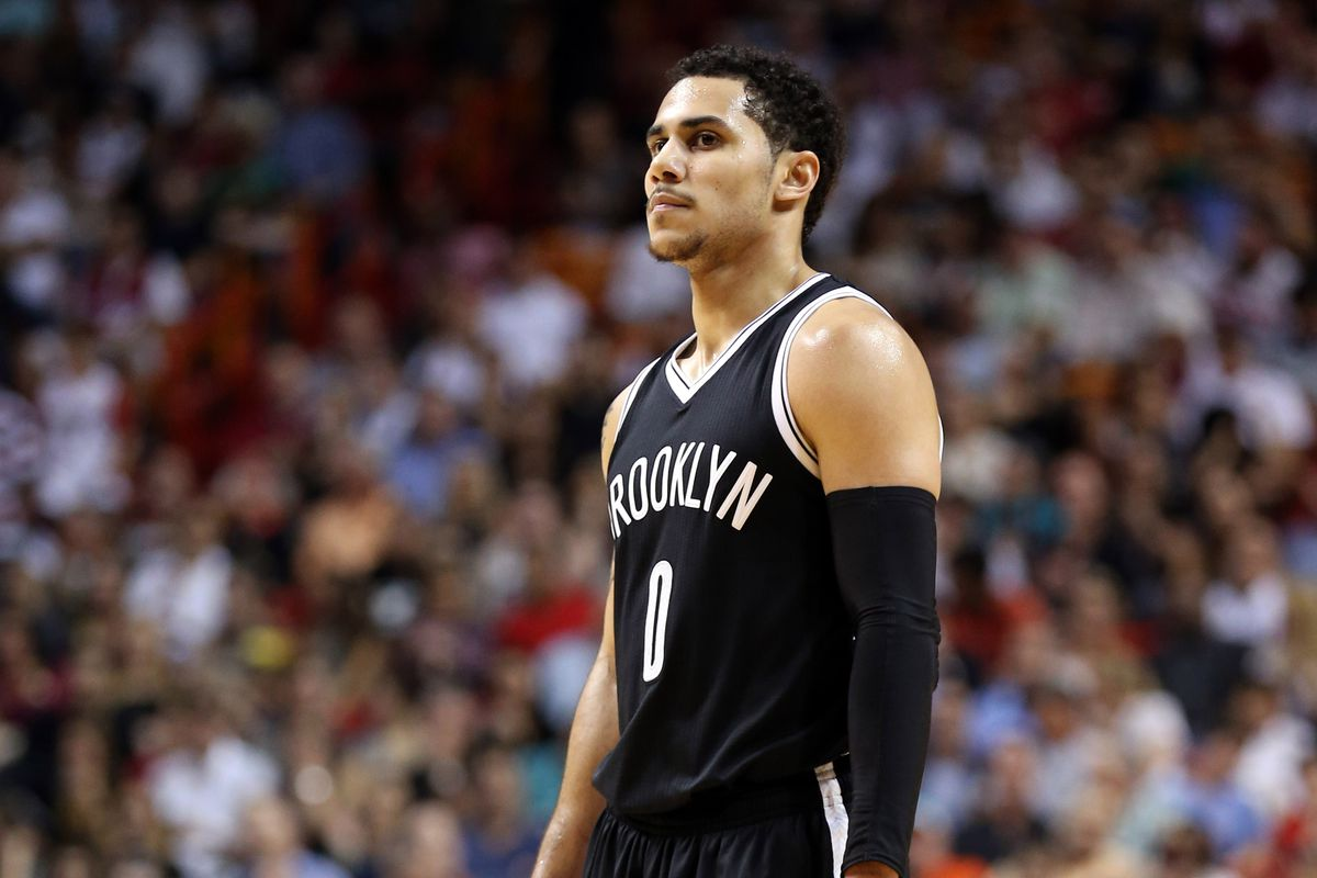 Shane Larkin is running out of chances, but I'd try him again tonight...