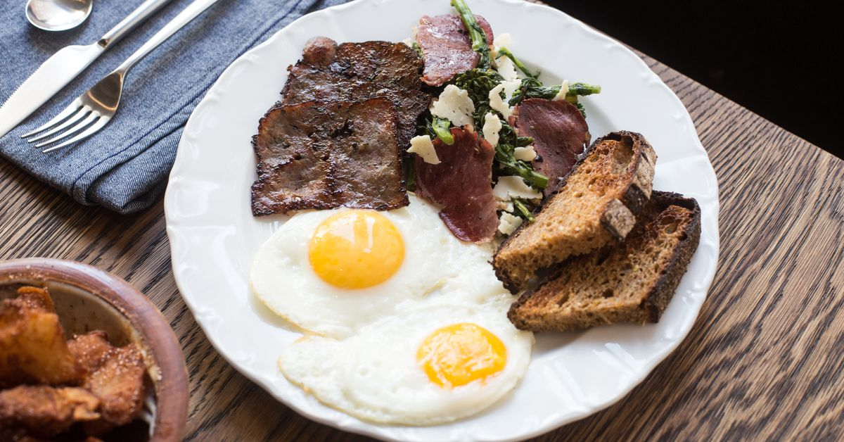 34 Terrific Places for Breakfast in Manhattan