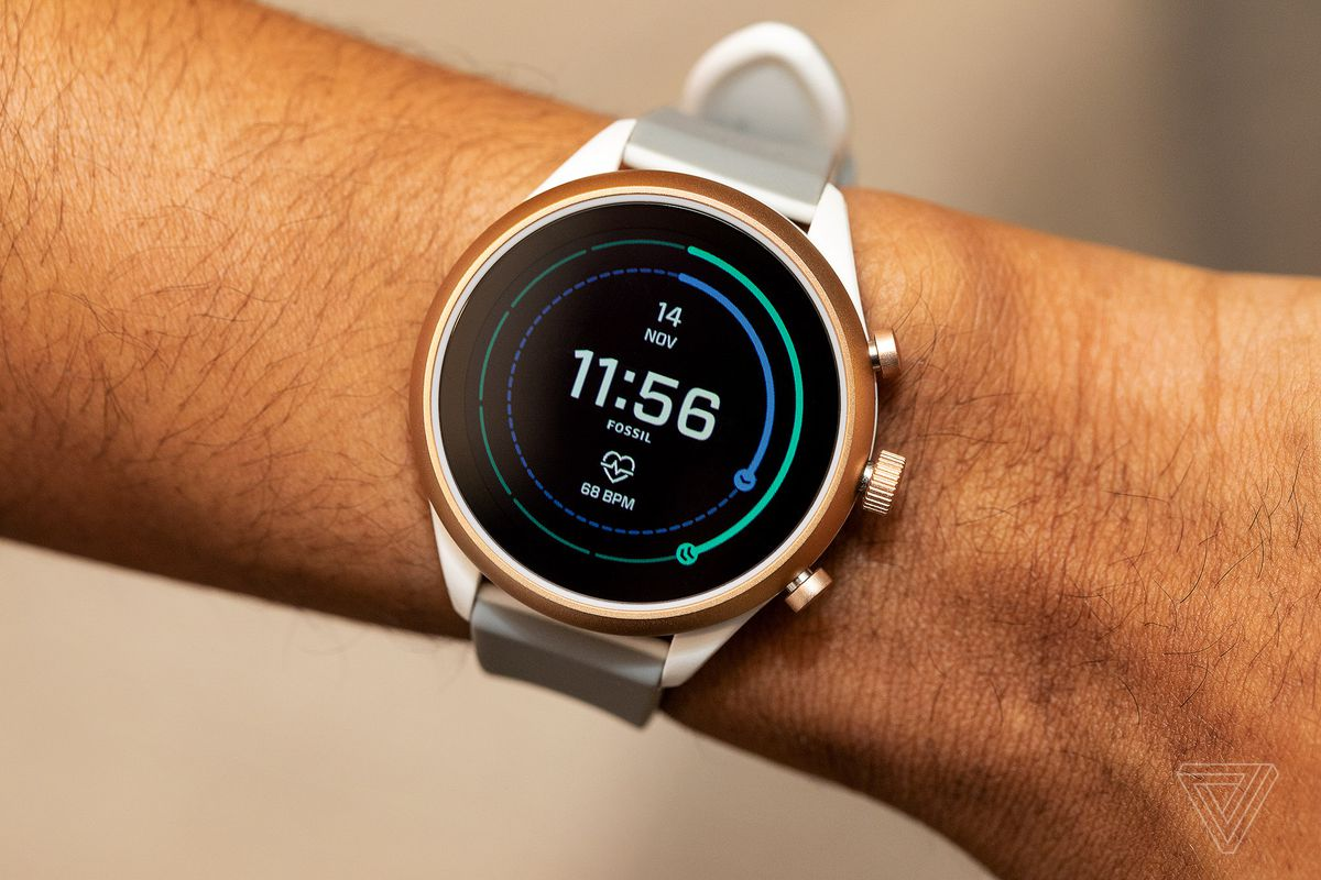 7a412f855 Fossil Sport Smartwatch review: new watch, same old tricks - The Verge