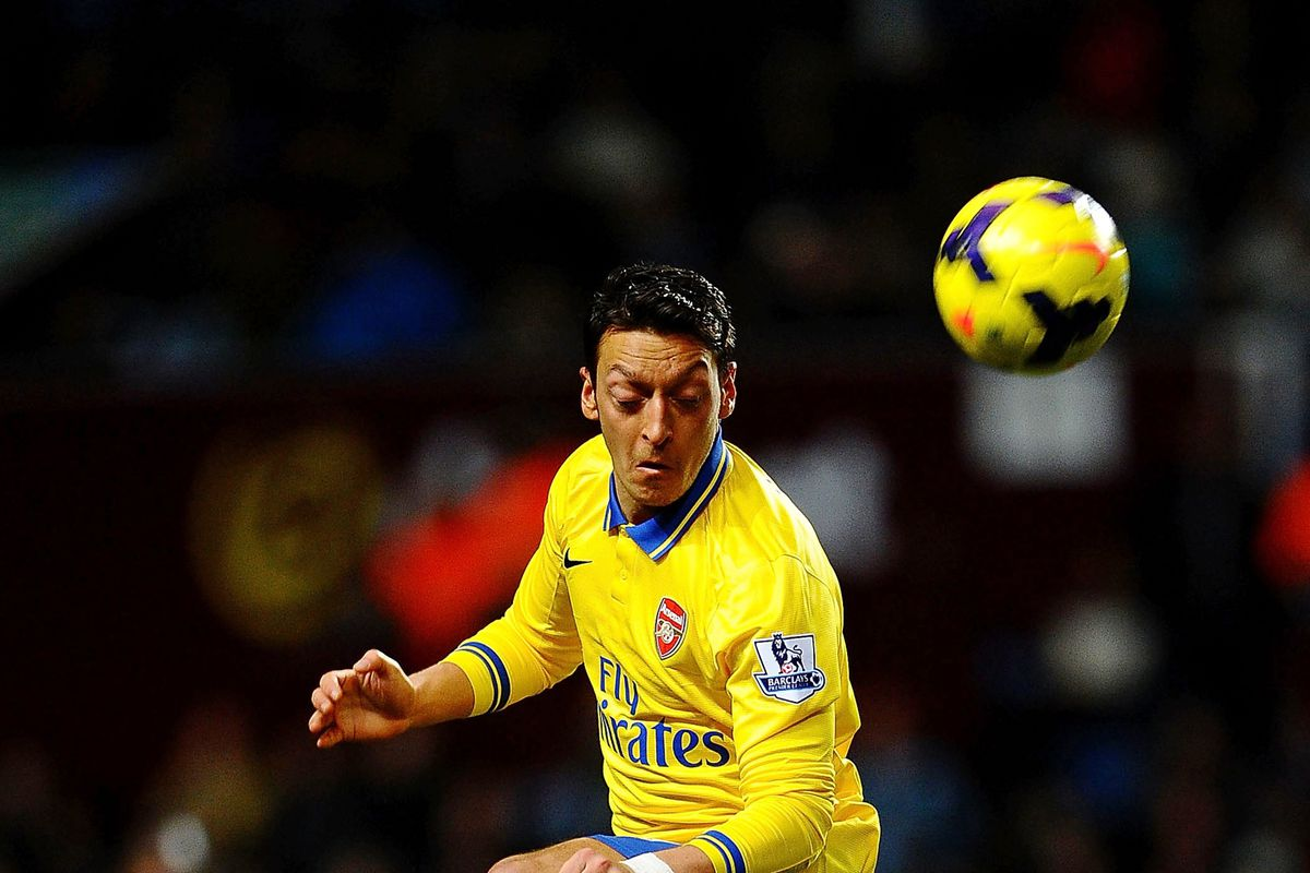 He's what Arsenal buy these days