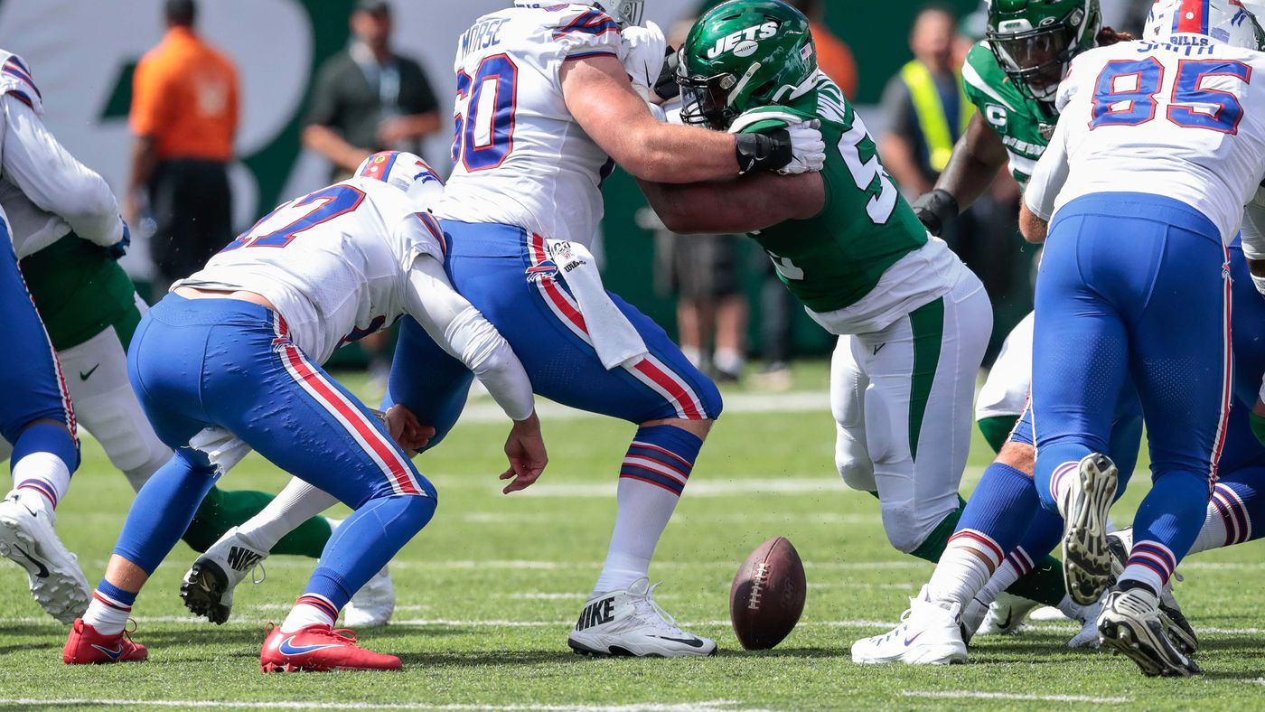 Opinion: Buffalo Bills got out of their own way better than New York Jets