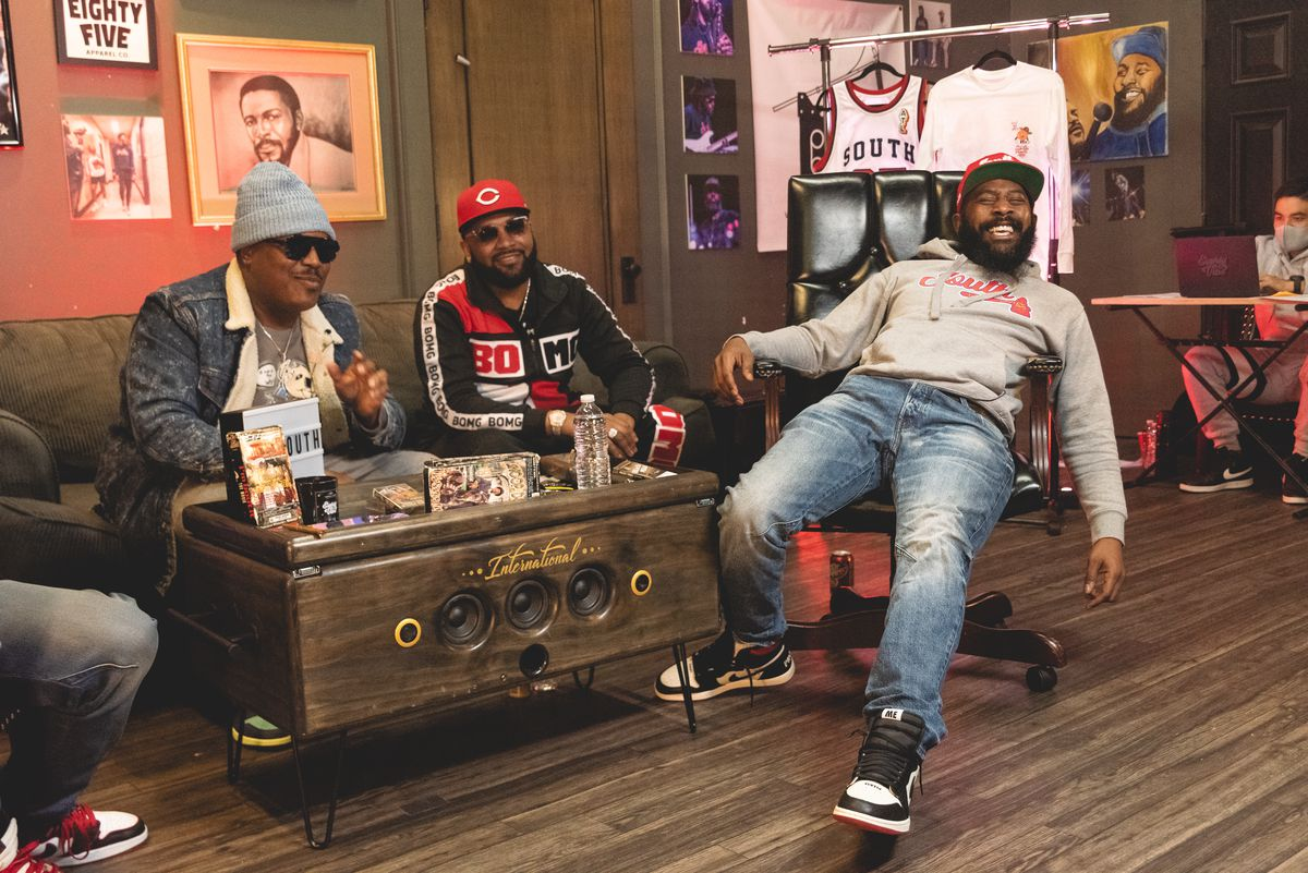 """Fiend on """"85 South Show"""" with Karlous Miller and Clayton English"""