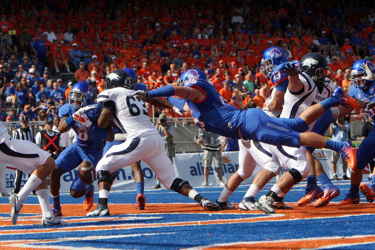 Nevada at Boise State