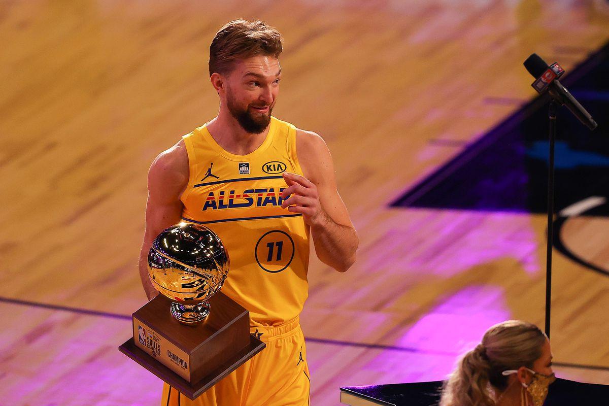 2021 NBA All-Star - Taco Bell Skills Challenge