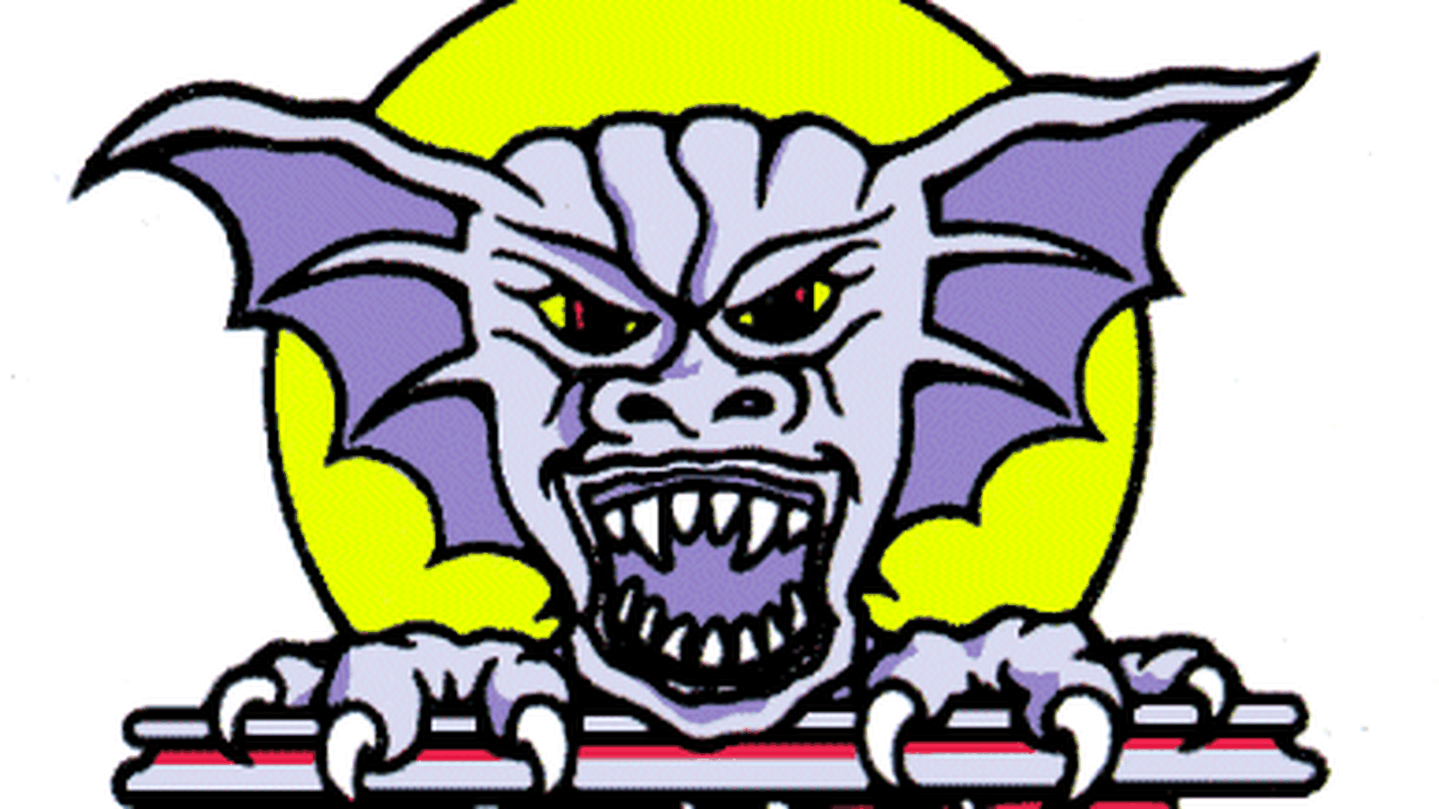 This late-90s minor league hockey team had the worst logo you?ll ever see