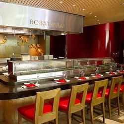 Robatayaki at Mizumi.