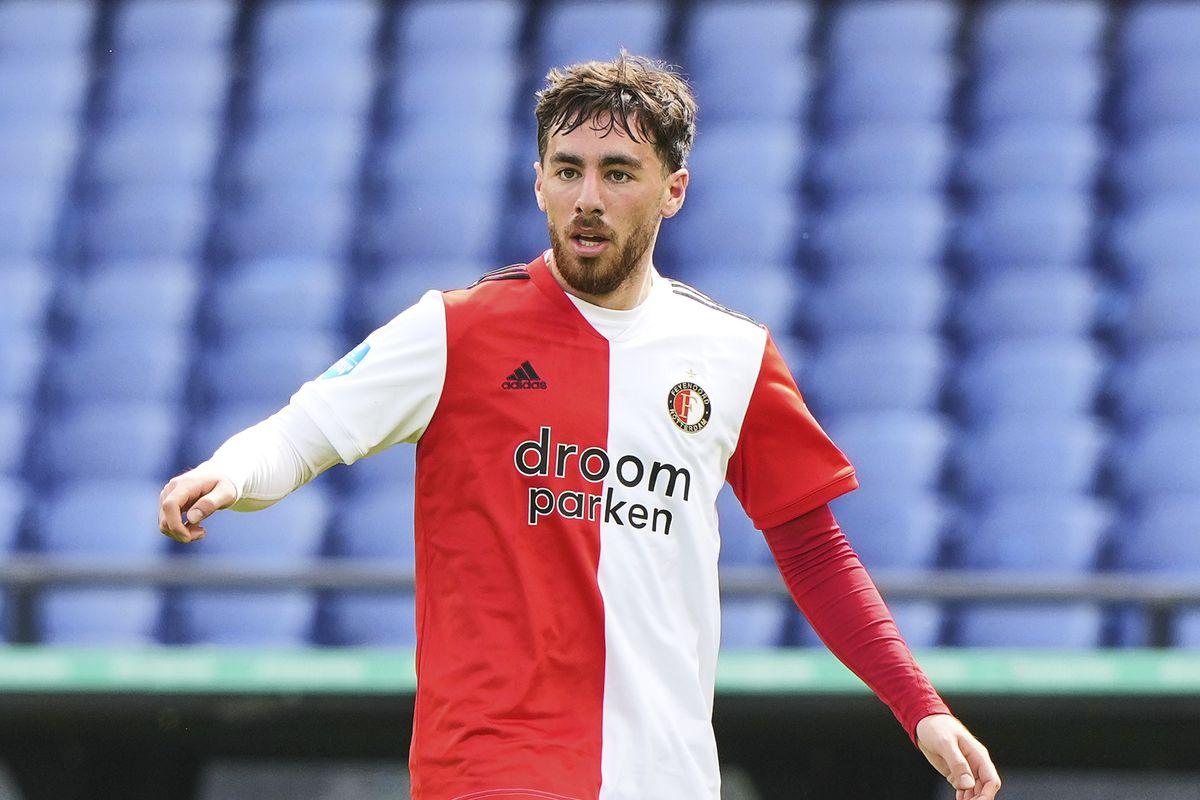 """Dutch Eredivisie""""Feyenoord Rotterdam v RKC Waalwijk"""""""