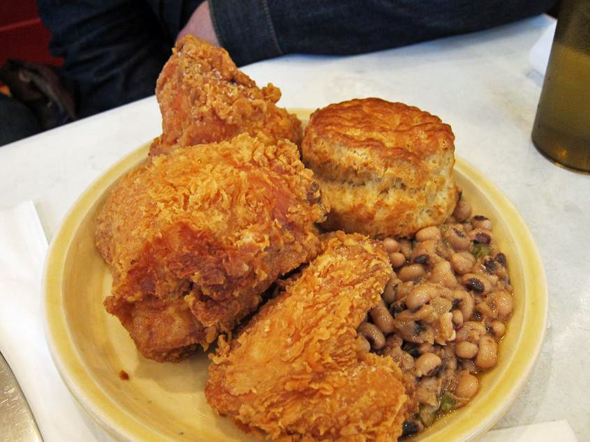 25 Perfect Pieces Of Fried Chicken In Nyc