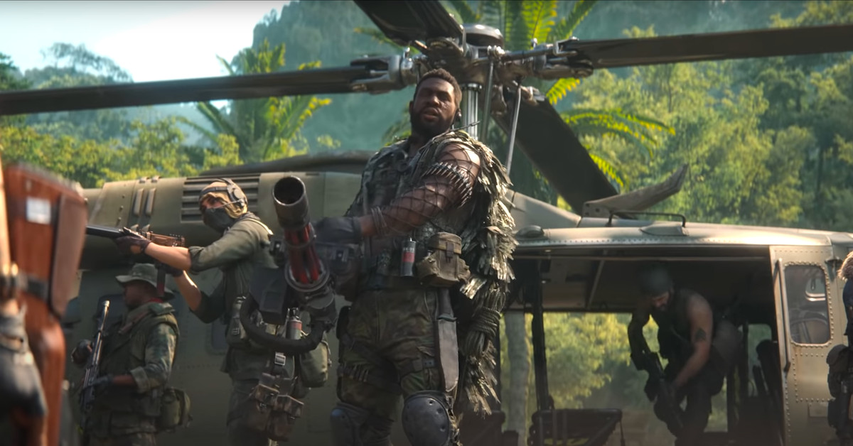 Call of Duty: Warzone and Black Ops Cold War season 2 will start later this month