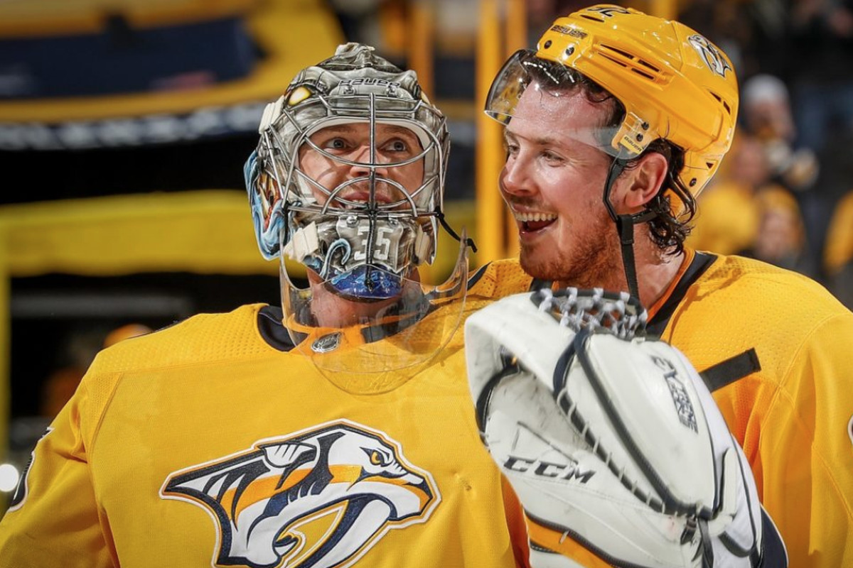 2017-18 Player Reviews  Pekka Rinne - On the Forecheck ad46efb5c98