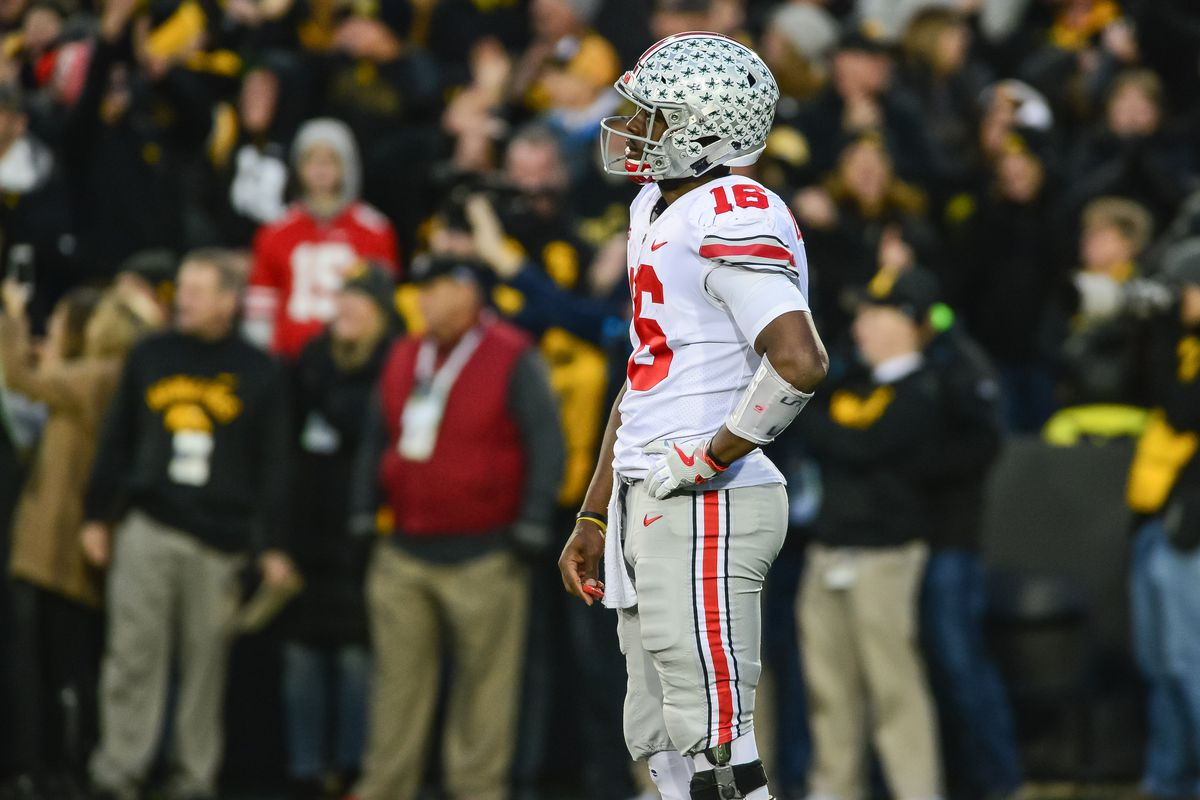 Ohio State Football Iowa Breakdown And Aftermath Land Grant Holy Land
