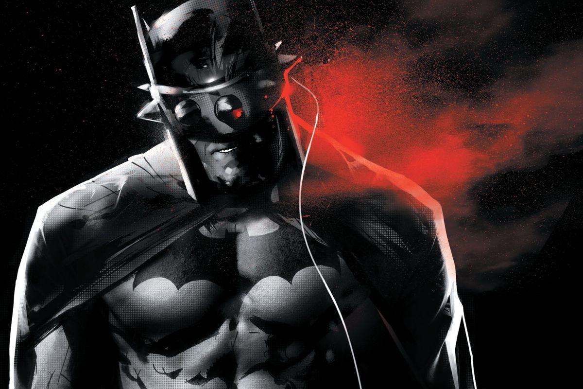 The Batman Who Laughs #4 explains why the Joker never wins