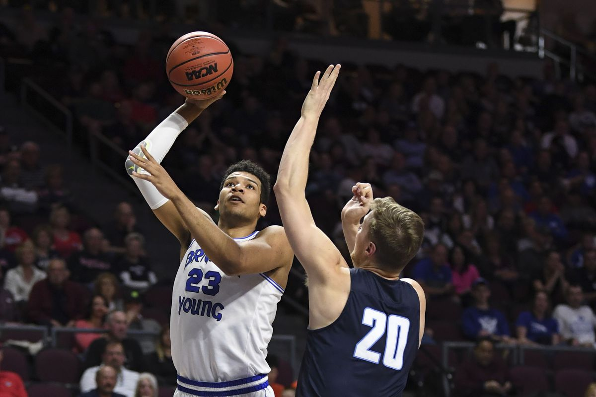 NCAA Basketball: West Coast Conference Tournament-BYU vs San Diego