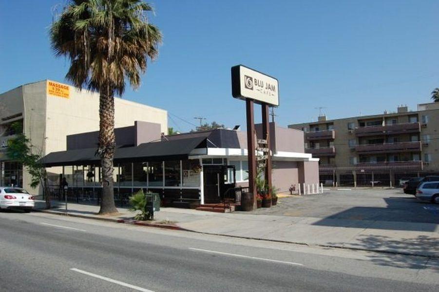 Blu Jam Cafe Menu Sherman Oaks
