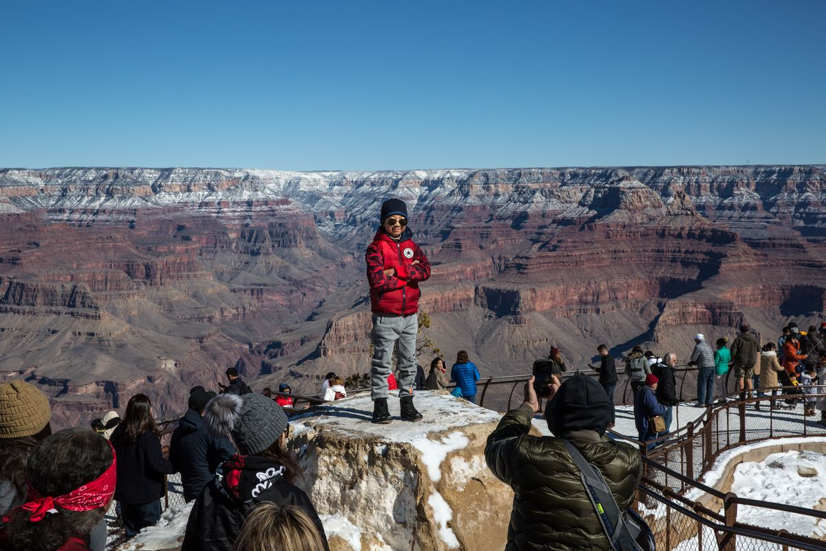 Grand Canyon National Park Celebrates Centennial