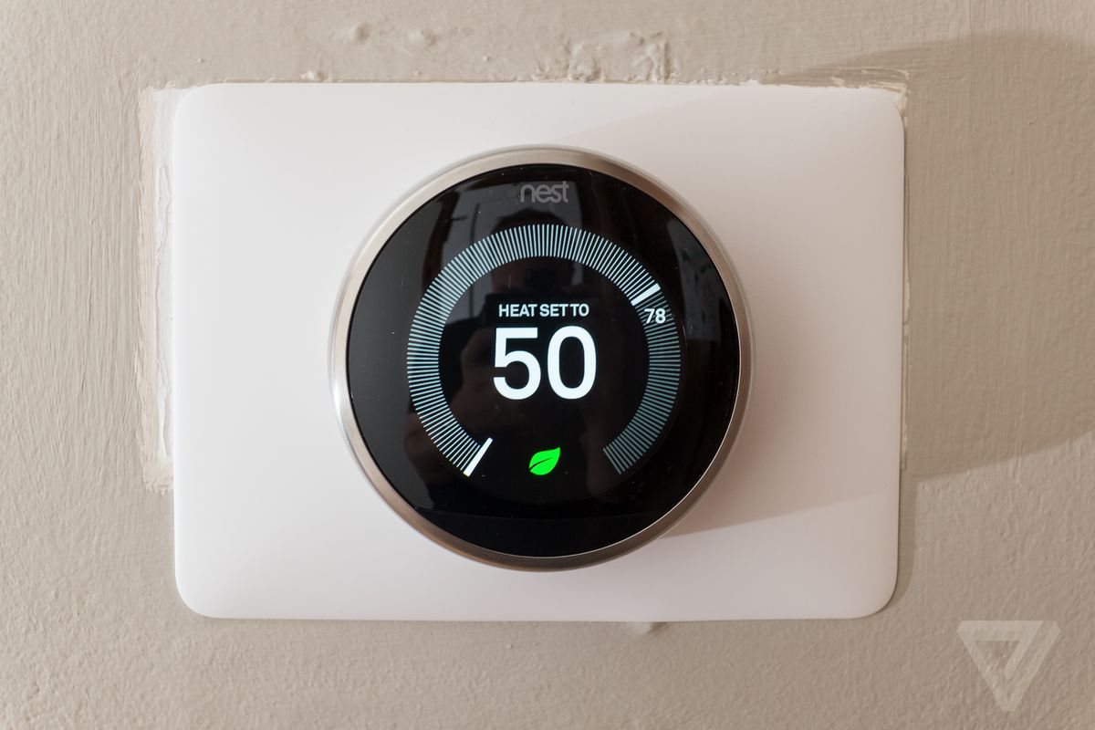 Google And Honeywell Resolve Patent Dispute Over Nests Thermostats Multinational Manufacturer Have Resolved Their Long Running The Produced By Nest Labs