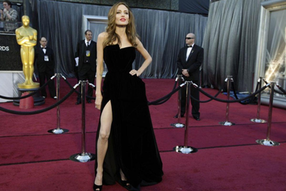 """Photo via <a href=""""http://www.ibtimes.com/articles/306969/20120229/angelina-jolie-right-leg-celebrity.htm#page1"""">ibtimes.com</a>."""
