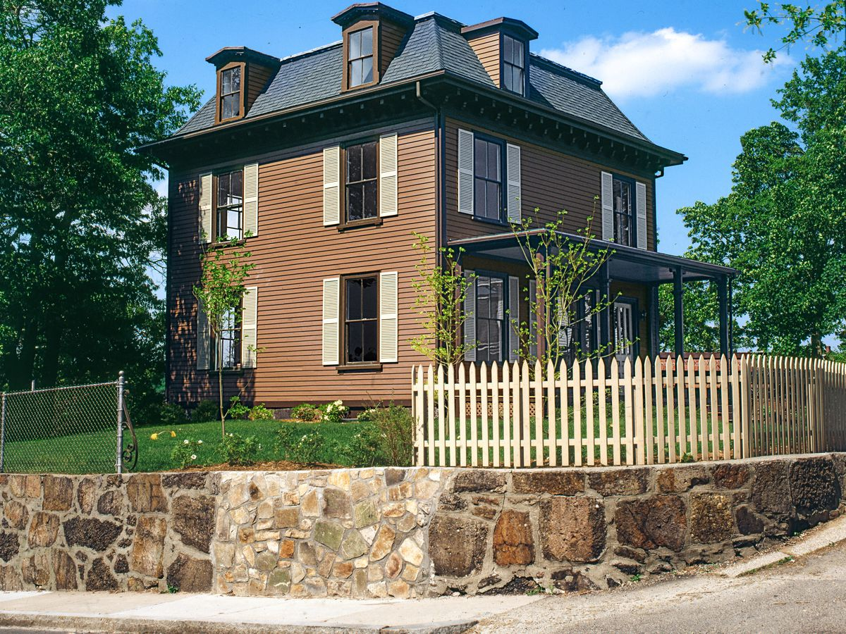 Dorchester Project House