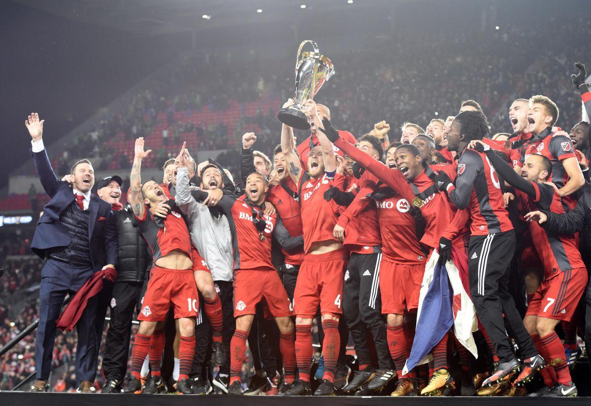 MLS: 2017 MLS CUP-Seattle Sounders vs Toronto FC