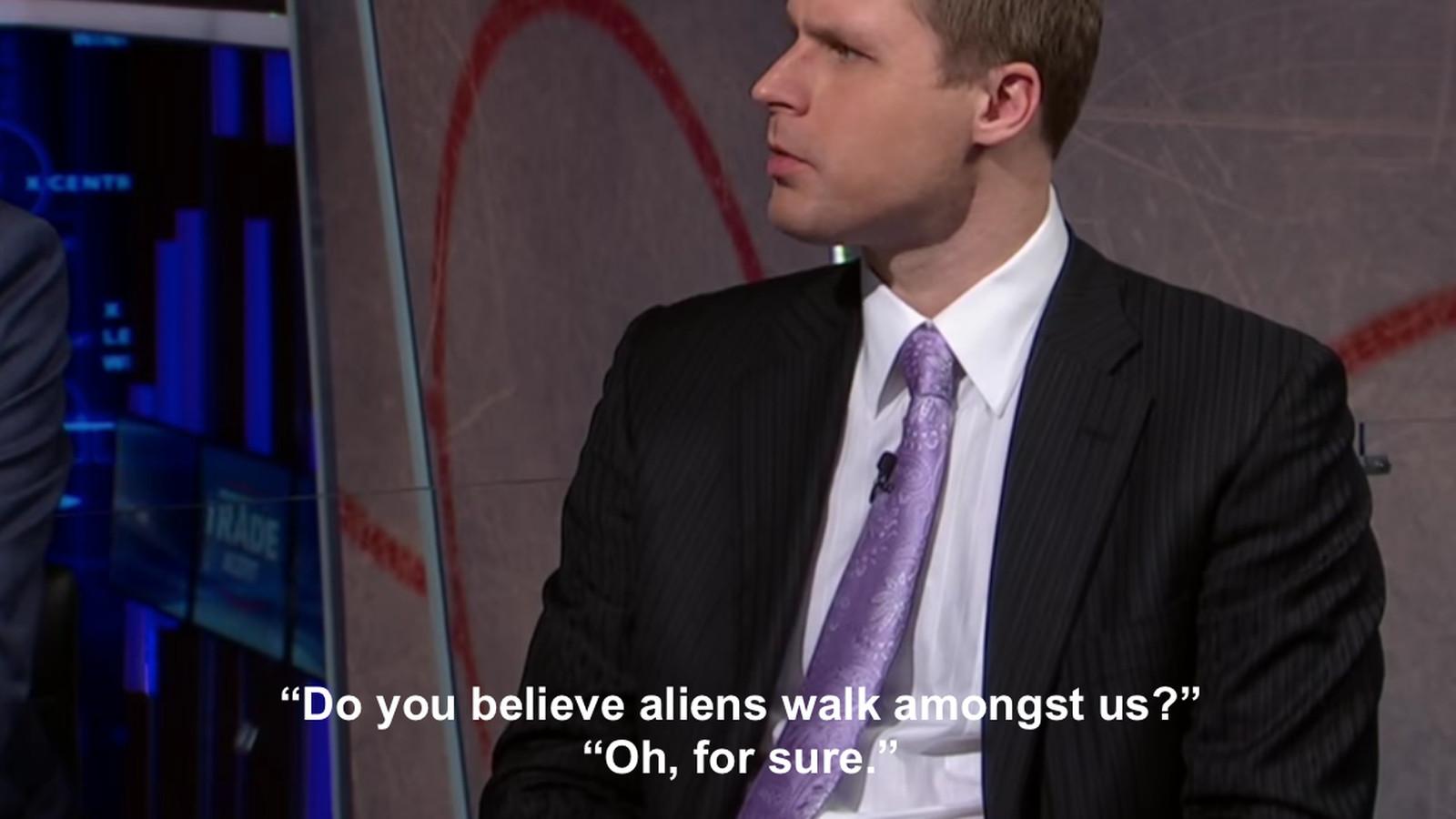 以下是Ilya Bryzgalov从Sportsnets NHL交易截止日期播出的最佳时刻