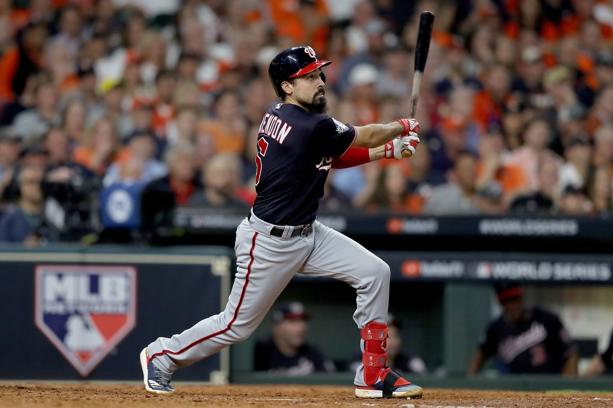 Anthony Rendon should not be the Phillies' priority this winter