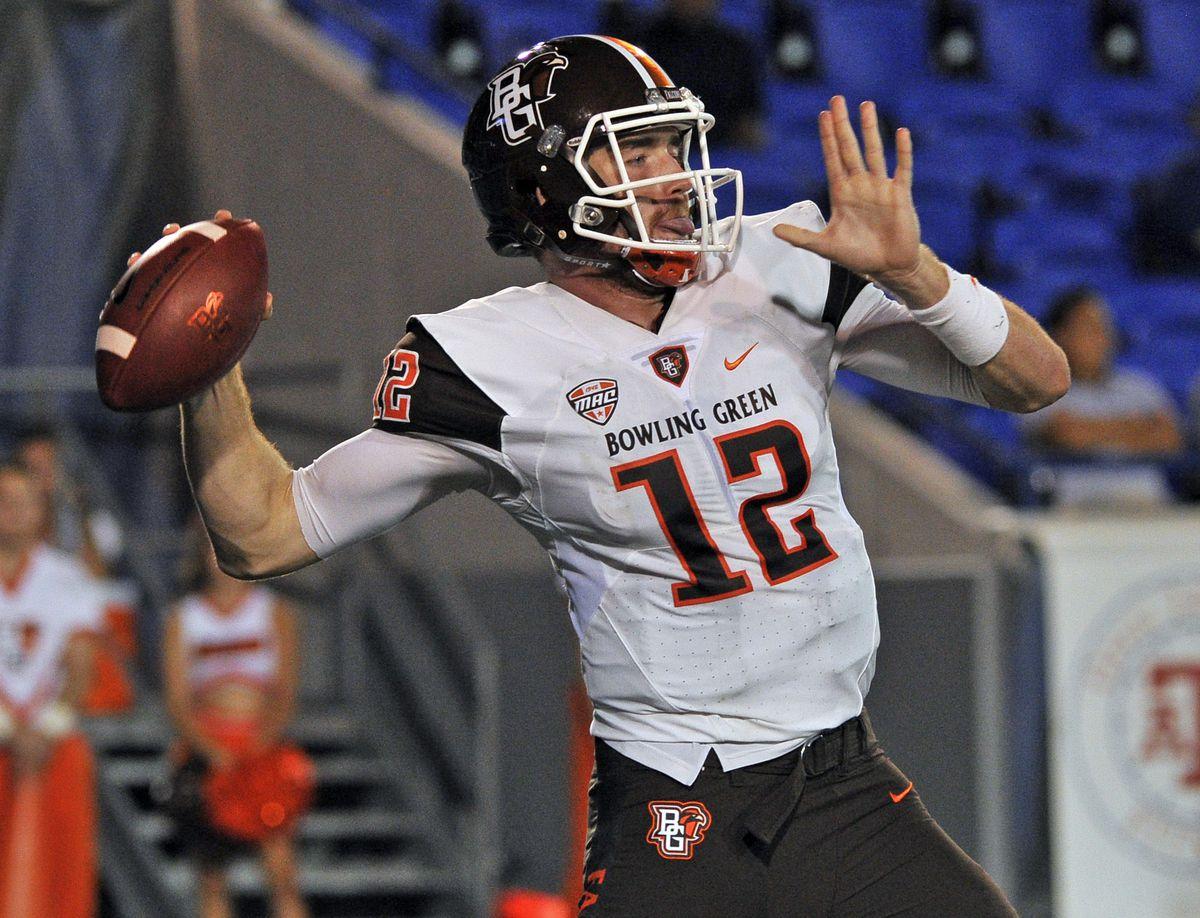 NCAA Football: Bowling Green at Memphis